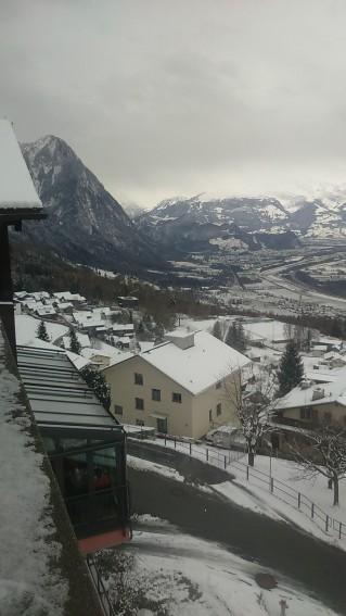 Hotel Kulm, Triesenberg, Liechtenstein.