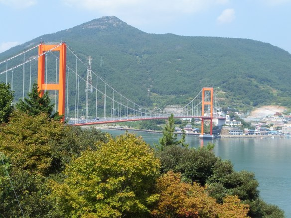 Namhae Bridge