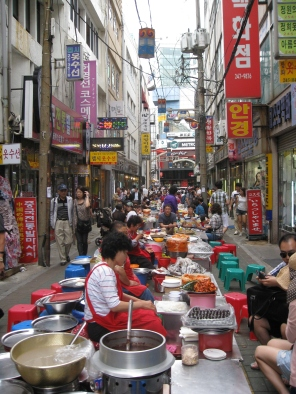 Jagalchi Market, Busan, South Korea