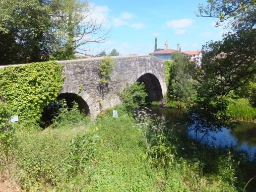 Bridge at Ribadiso
