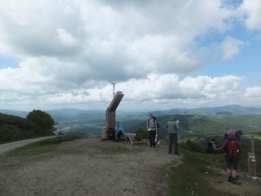 Col de Leopander (with free wifi)