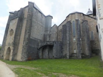 Roncevalles Monastery