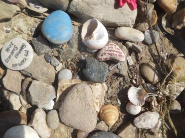 My rock.