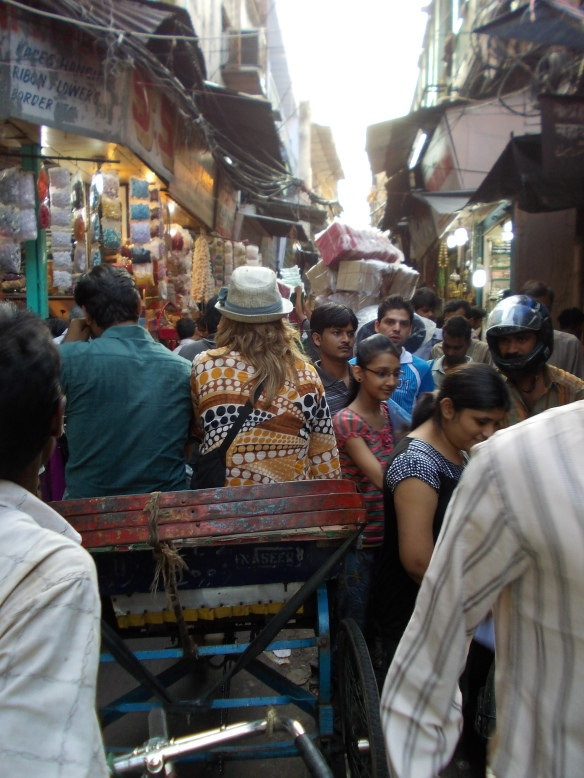 13 - rickshaw ride