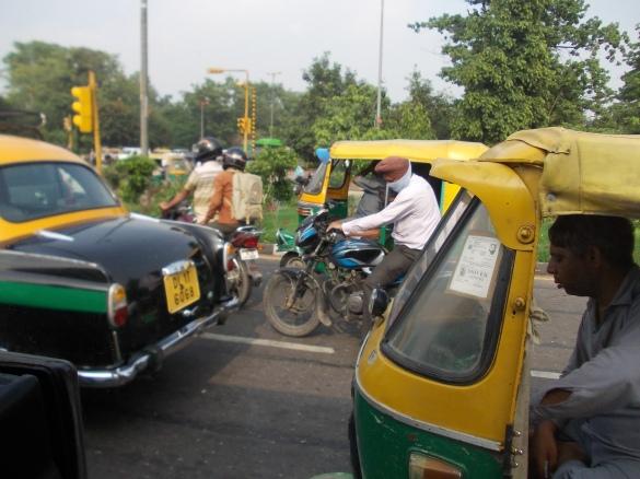 3c - Drive into Delhi