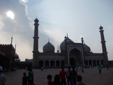8c - Jama Masjid