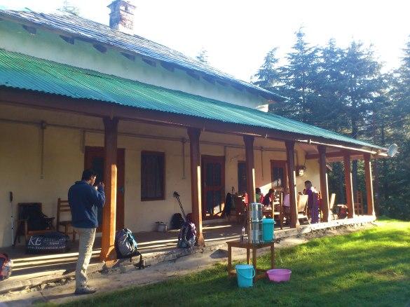 111 - Day 4 hunting lodge