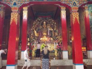 12 - Tibetan monastery, bir