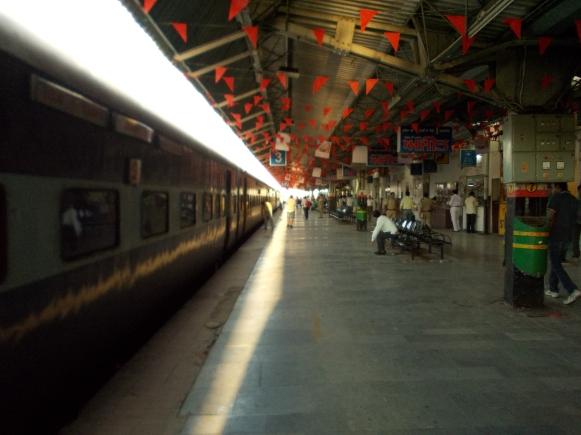 2 - Train station