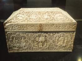 Moorish chest from Leyre