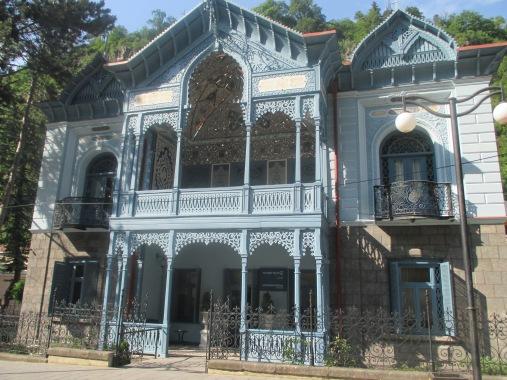 Blue Palace Fruza, Borjomi