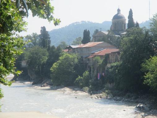 Kutaisi town