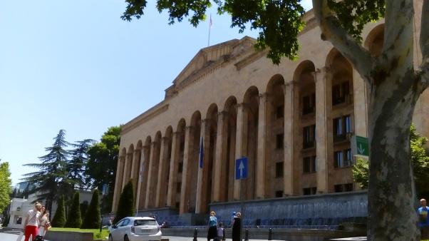 Georgia's Parliament